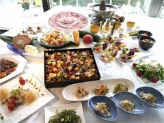 ★10月の特別プラン★好評の朝食・夕食バイキングプラン